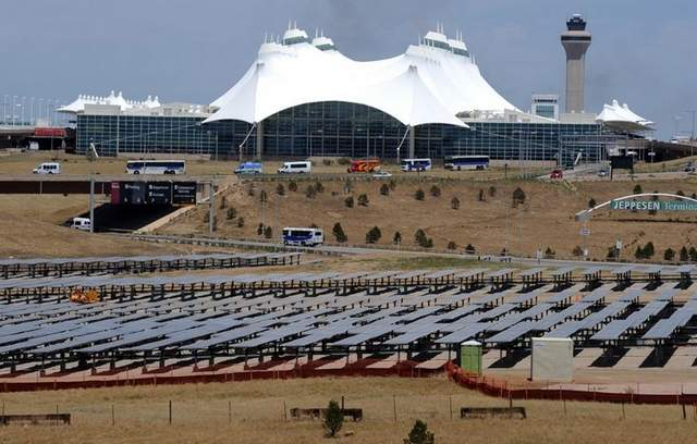 Indy Airport S Planned Solar Farm Would Be The Largest In